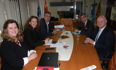 Meeting between delegations of the Civil Aviation Agency and the French Directorate General of Civil Aviation