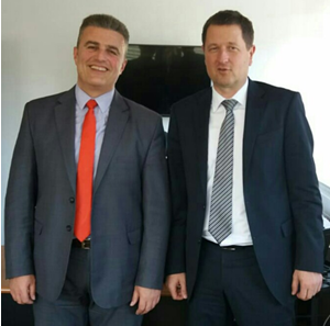 Meetings of the Macedonian aviation authority with colleagues from Zagreb and Ljubljana