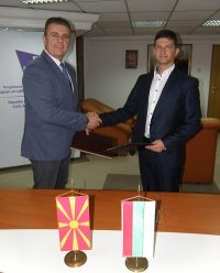 Meeting between the Macedonian and Bulgarian Civil Aviation Authorities in Skopje