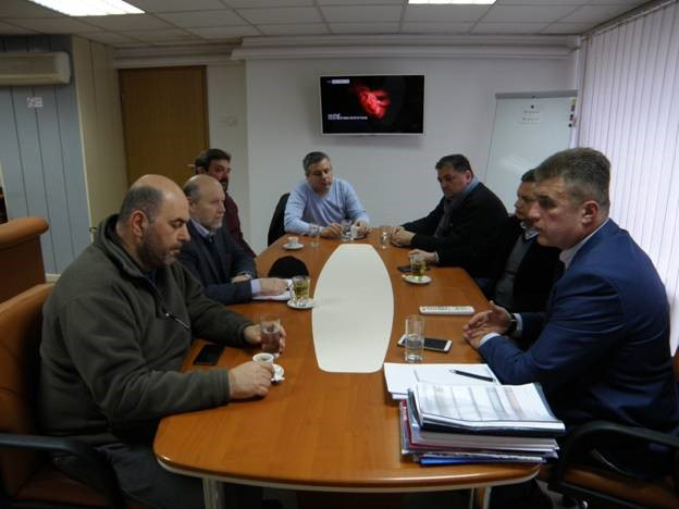 Meeting of representatives of the Civil Aviation Agency and the aero clubs