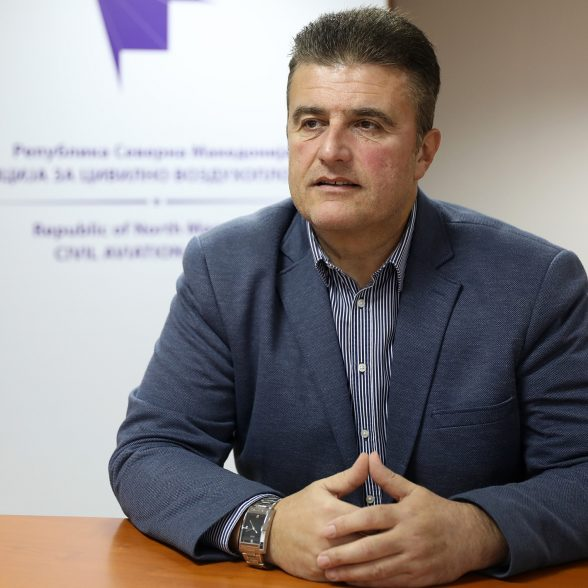 Mr. Tomislav Tuntev took up the role of Director General of the Civil Aviation Agency