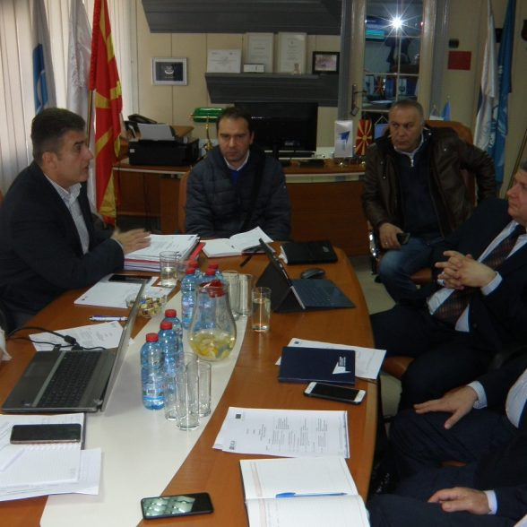Working meeting between experts from EASA and the Macedonian Civil Aviation Agency